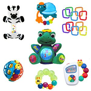 Best of Baby Einstein Collection -- 16-Pc.
