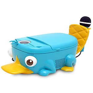 Phineas and Ferb Perry Karaoke Machine