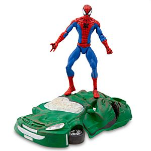 Marvel Select Spider-Man Action Figure -- 7 H