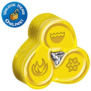 Club Penguin Card Jitsu Water Shaped Tin