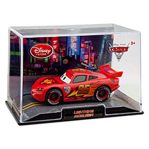 Lightning McQueen Cars 2 Die Cast Car