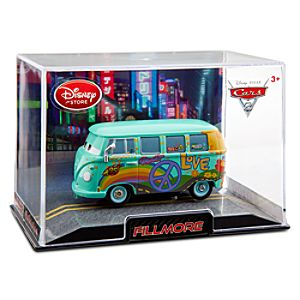 Fillmore Die Cast Car - Cars 2