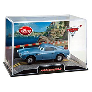Finn McMissile Die Cast Car - Cars 2