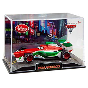 Francesco Bernoulli Cars 2 Die Cast Car