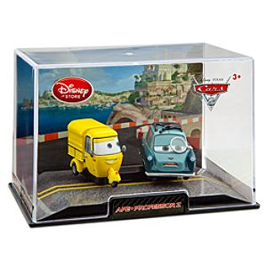 Ape and Professor Z Cars 2 Die Cast Car Set -- 2-Pc.