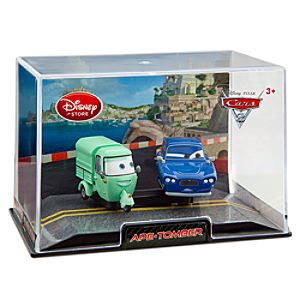 Ape and Tomber Cars 2 Die Cast Car Set -- 2-Pc.