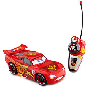 Cars 2 Lightning McQueen Remote Control Vehicle