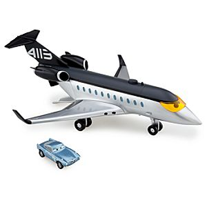 Cars 2 Siddeley Spy Jet Shoot Out Play Set