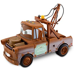 Cars 2 Transforming Mater Vehicle