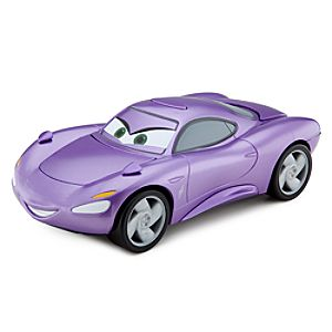 Cars 2 Transforming Holley Shiftwell Vehicle