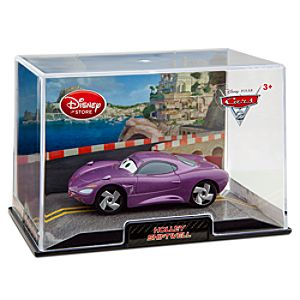 Holley Shiftwell Die Cast Car - Cars 2