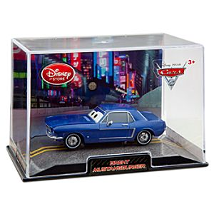 Brent Mustangburger Cars 2 Die Cast Car