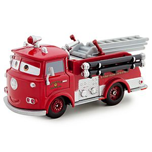 Red Cars 2 Die Cast Car