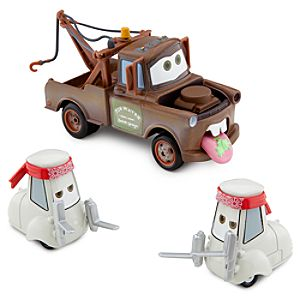 Wasabi Cars 2 Die Cast Set -- 3-Pc.