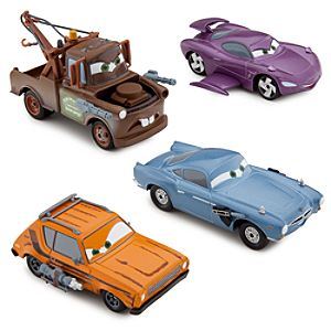 Secret Agent Ops Cars 2 Die Cast Set -- 4-Pc.