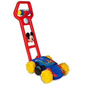 Mickey Mouse Bubble Lawn Mower