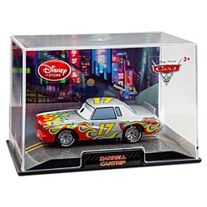 Darrell Cartrip Cars 2 Die Cast Car