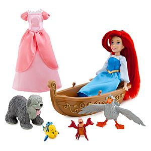 Ariel Mini Doll Play Set