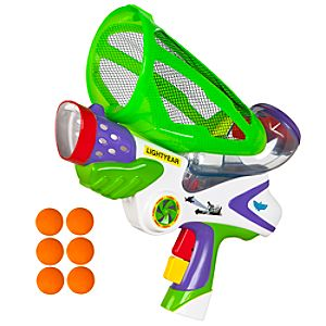 Buzz Lightyear Catchfire Turbo Blaster