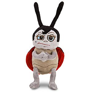 A Bugs Life Mini Bean Bag Plush -- Francis