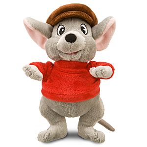 The Rescuers Mini Bean Bag Plush -- Bernard