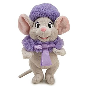 The Rescuers Mini Bean Bag Plush -- Bianca