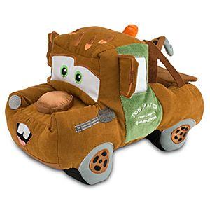 Cars 2 Tow Mater Plush -- 12 L