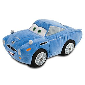 Cars 2 Finn McMissile Plush Toy -- 13 H