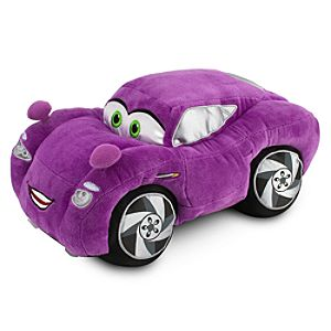 Cars 2 Holley Shiftwell Plush Toy -- 13 H