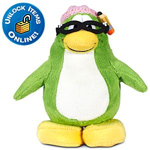 Club Penguin 6 Limited Edition Penguin Plush -- Aunt Arctic