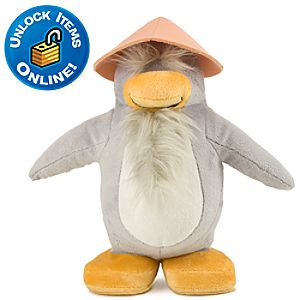 Club Penguin 9 Penguin Plush -- Sensei