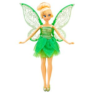 Fluttering Disney Fairies Tinker Bell Doll -- 10