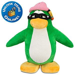 Club Penguin Aunt Arctic Penguin Plush -- 9 H