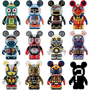 Vinylmation Robots Series Figure - 3