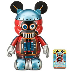 Vinylmation Robot 9 Figure -- Silly-Bot