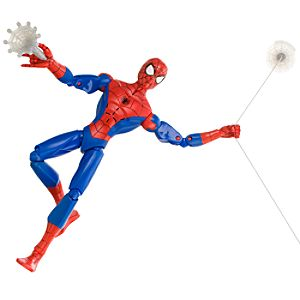 Wisecracking Spider-Man Action Figure -- 12