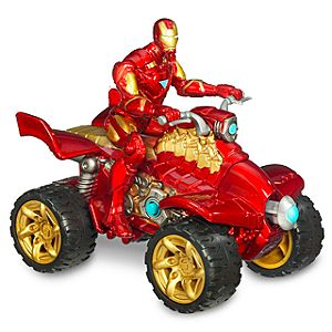 Iron Man 2 Armor Quad