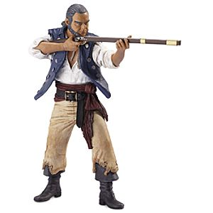 Pirates of the Caribbean Gibbs Action Figure -- 6 H