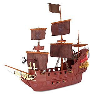 Pirates of the Caribbean: On Stranger Tides -- Queen Annes Revenge Play Set