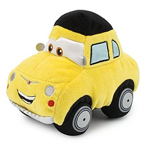 Cars 2 Luigi Plush Toy -- 7 H