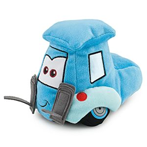 Cars 2 Guido Plush -- 6