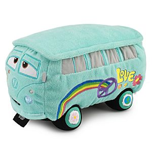 Cars 2 Fillmore Plush Toy -- 9 H