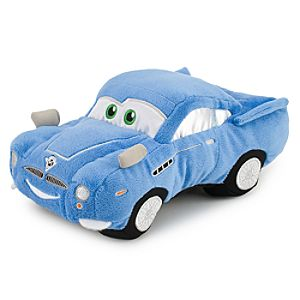 Cars 2 Finn McMissile Plush Toy -- 9 L