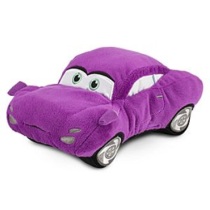 Cars 2 Holley Shiftwell Plush Toy -- 8 H