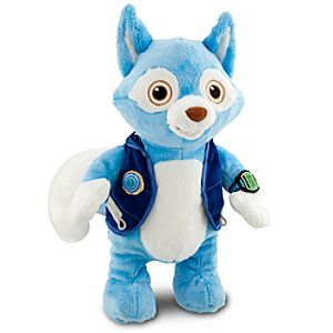 Special Agent Oso: Wolfie Plush -- 14