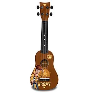 Toy Story 3 Woody Guitar