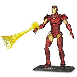 Marvel Universe Iron Man Extremis Action Figure -- 4 H