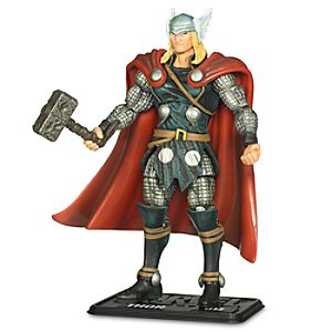 Marvel Universe Thor Action Figure -- 4 H