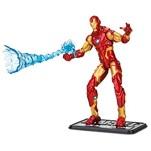 Marvel Universe Modular Armor Iron Man Action Figure -- 4 H