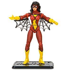 Marvel Universe Spider-Woman Action Figure -- 4 H
